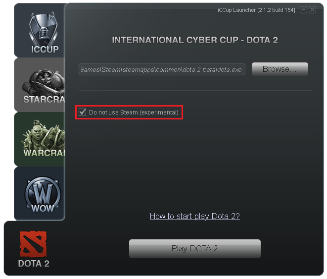 iccup pages play dota 2 on iccup